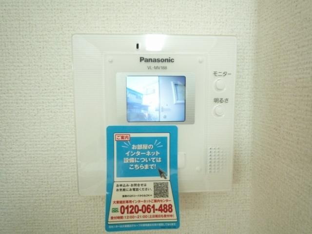 レジデンス・K・Two 01010号室のセキュリティ