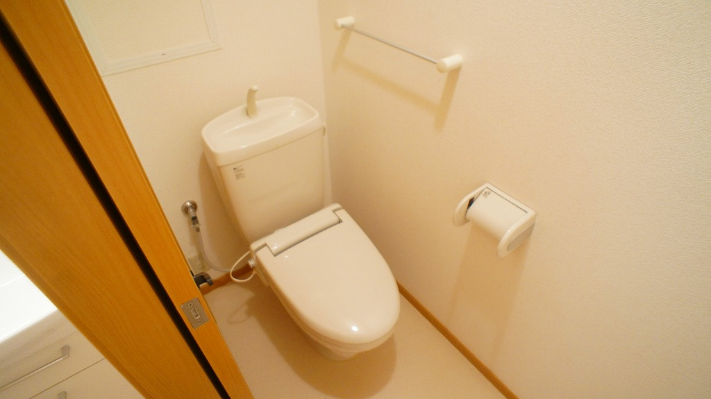 ラインロマンツェ 02030号室のトイレ