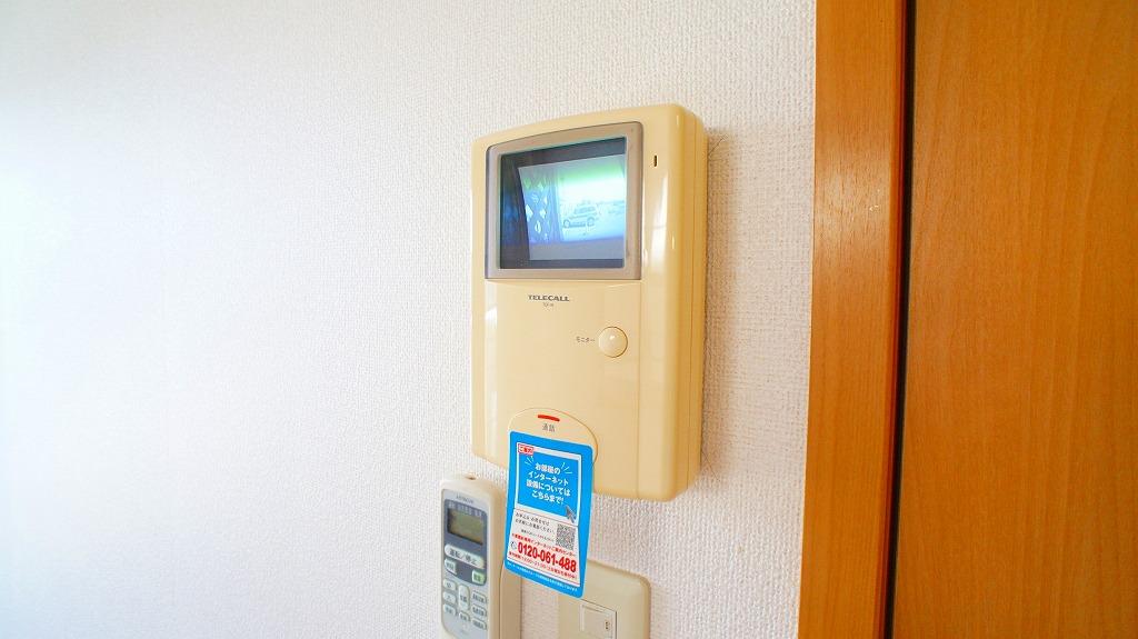 ラインロマンツェ 02030号室のセキュリティ
