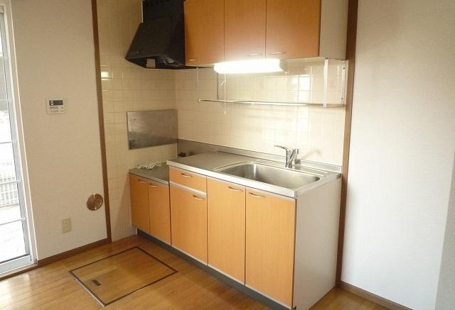 メゾン リュエル Ⅰ 01010号室のキッチン