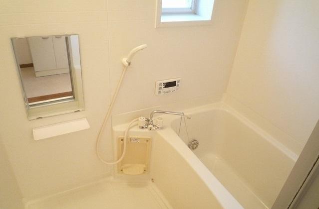 メゾン リュエル Ⅰ 01010号室の風呂