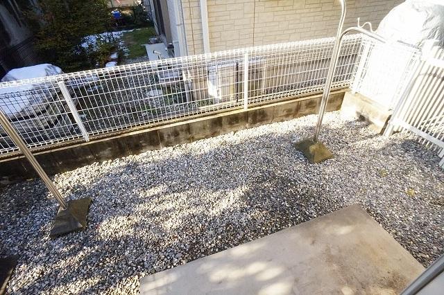 メゾン リュエル Ⅰ 01010号室の庭