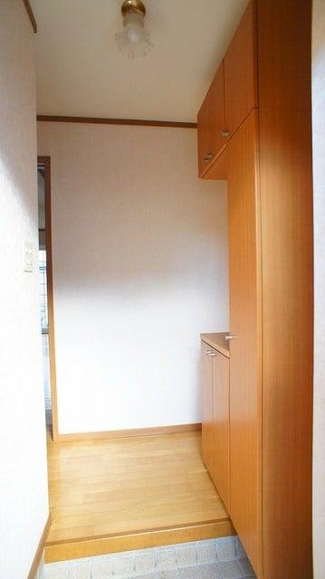 メゾン リュエル Ⅰ 01020号室の収納