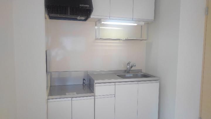 プランタン小島B 02020号室のキッチン