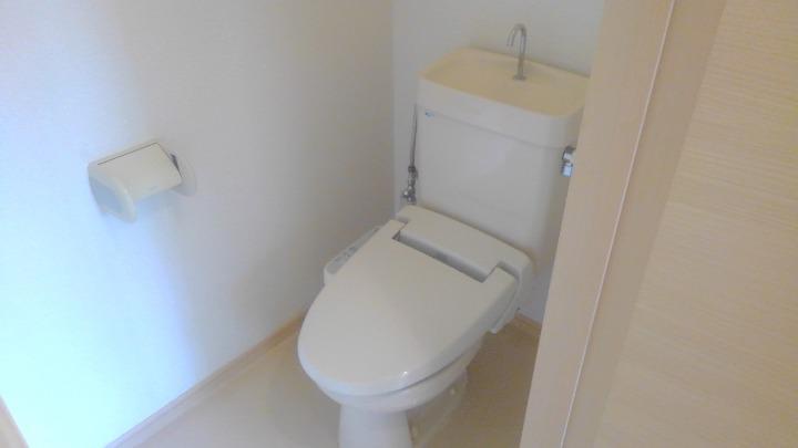 プランタン小島B 02020号室のトイレ
