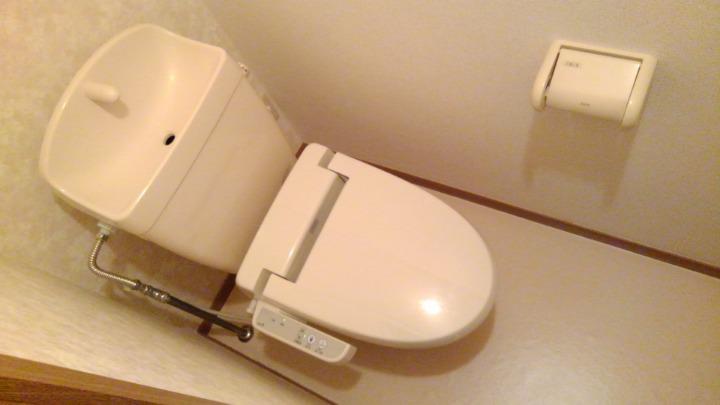 エテ・サンバティ-ク 02020号室のトイレ