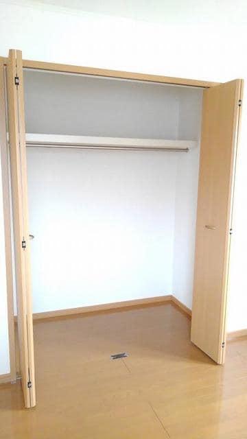 サニーメゾン撫子501B 02010号室の収納