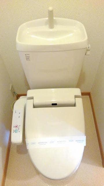 サニーメゾン撫子501B 02010号室のトイレ