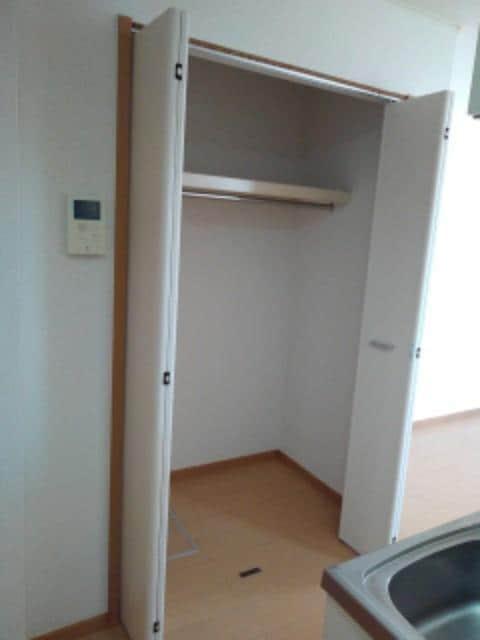 メリオル カザ A 01030号室の収納