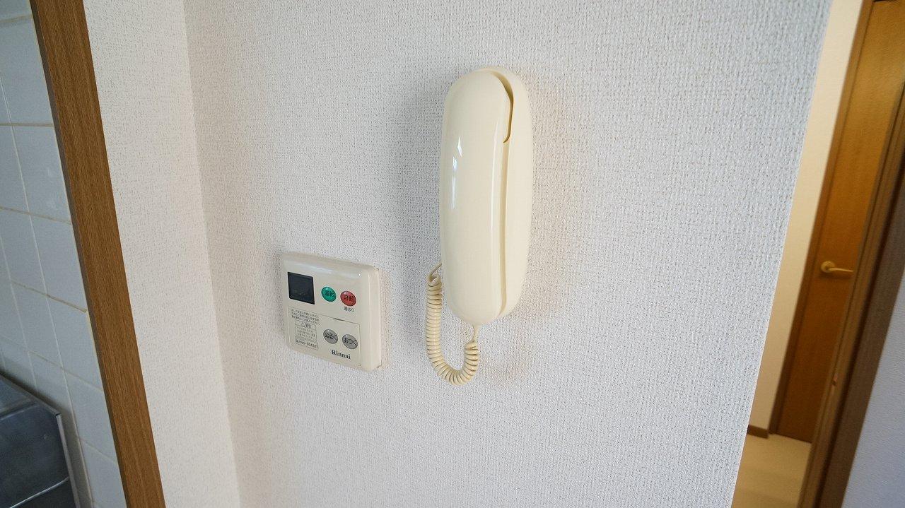 クーバーインウエストE 01040号室のセキュリティ