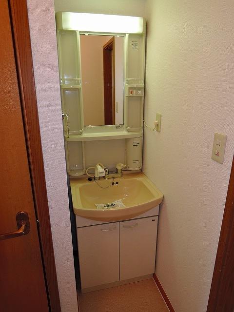 プリムローズ 02020号室の洗面所