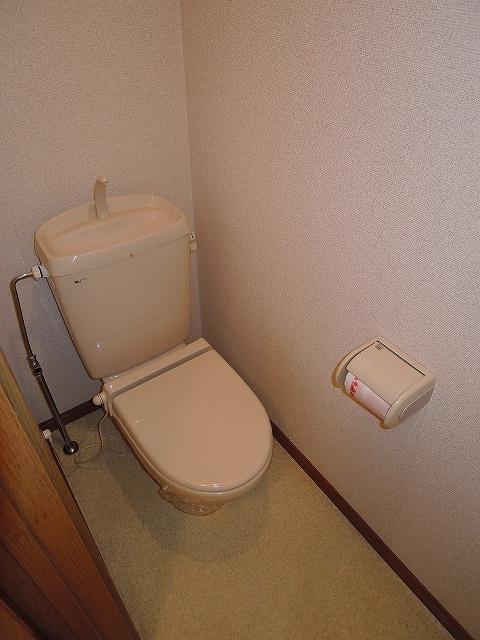 プリムローズ 02020号室のトイレ
