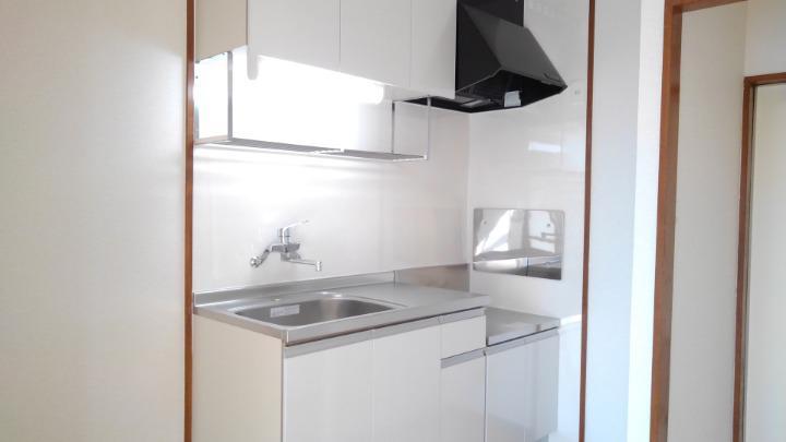 エルディム鈴木 01060号室のキッチン