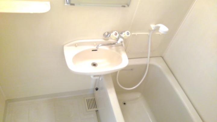 エルディム鈴木 01060号室の風呂