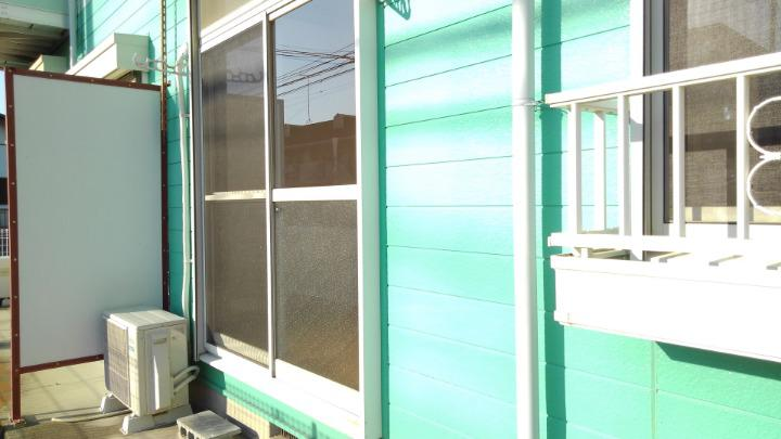 エルディム鈴木 01060号室のバルコニー