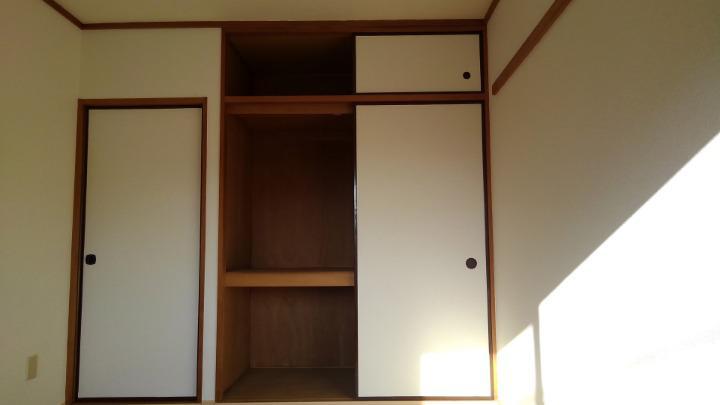 エルディム鈴木 01060号室の収納