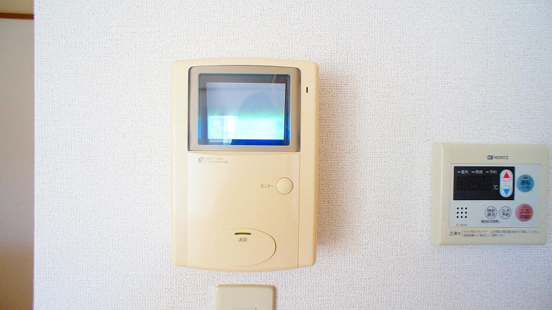 キャッスルハイツ 02020号室のセキュリティ