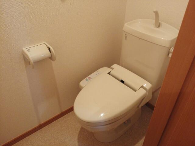 クレーストⅠ 02020号室のトイレ