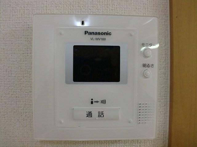ボヌール・キャトルズ 01010号室のセキュリティ