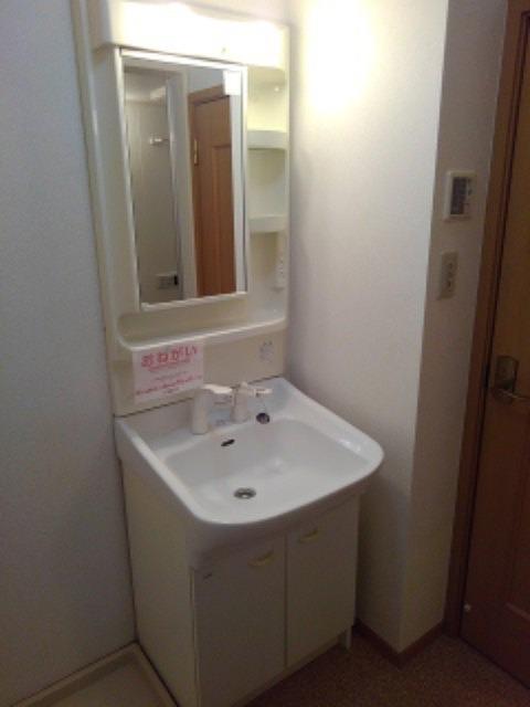 ヴェルディ千鳥 01010号室の洗面所