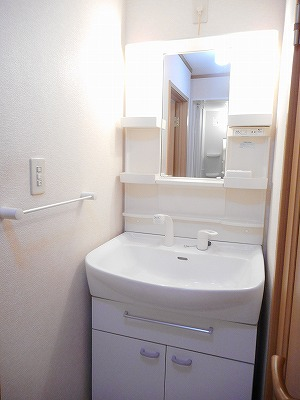 Belle Maison 桜 02010号室の洗面所