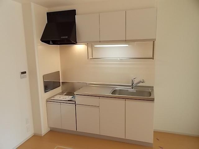カンフォタブル リヴK Ⅰ 01020号室のキッチン