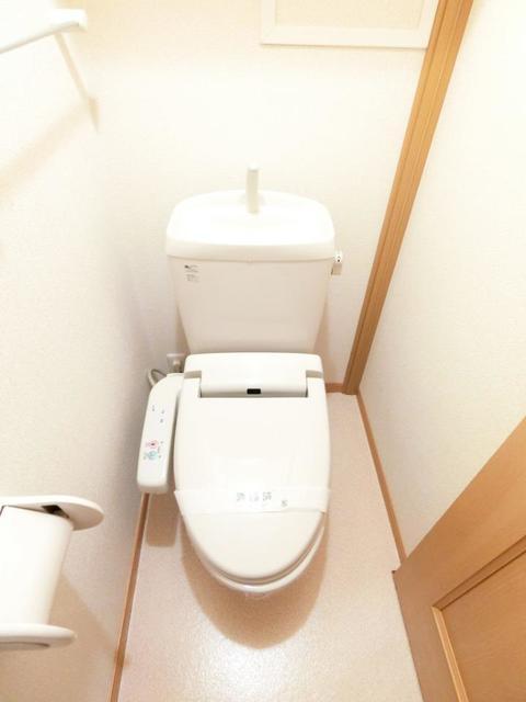 ウロジンゼⅡ 02010号室のトイレ