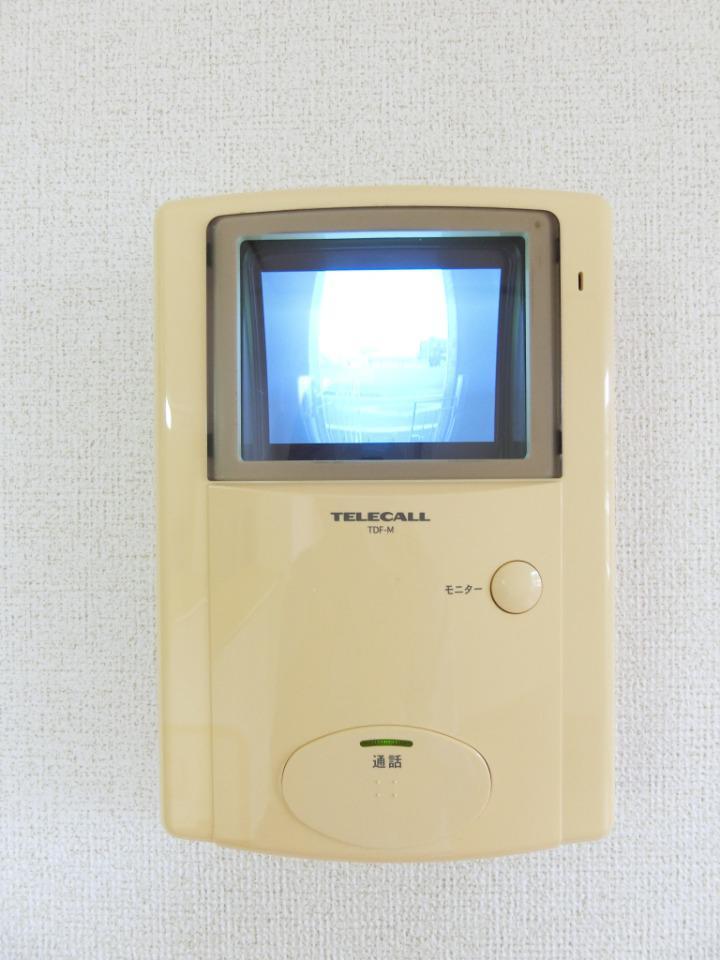 ウロジンゼⅡ 02010号室のバルコニー