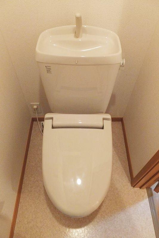 モダンアロッジオ 02020号室のトイレ