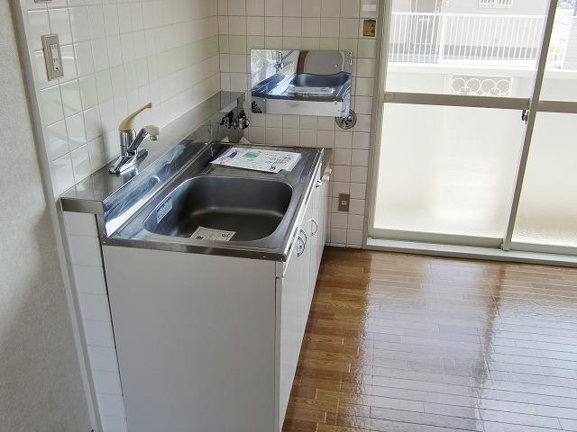マロンガーデンT・K 02020号室のキッチン