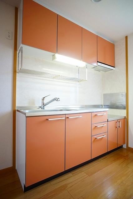 コーズィーコートR・SⅡ 02020号室のキッチン