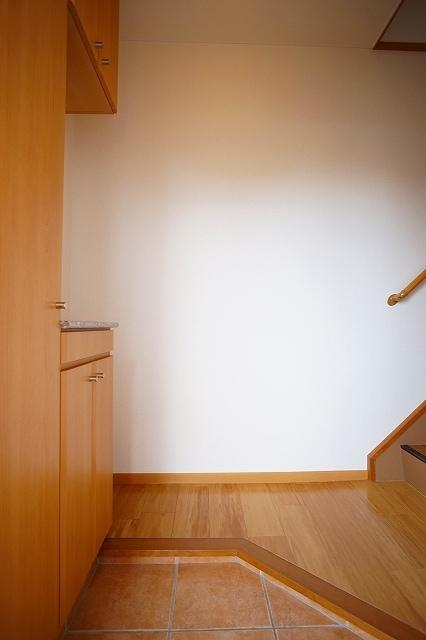 コーズィーコートR・SⅡ 02020号室の玄関