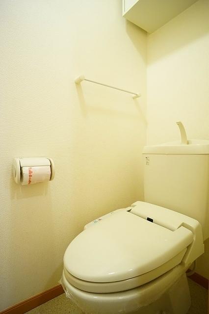 コーズィーコートR・SⅡ 02020号室のトイレ