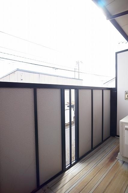 コーズィーコートR・SⅡ 02020号室のバルコニー