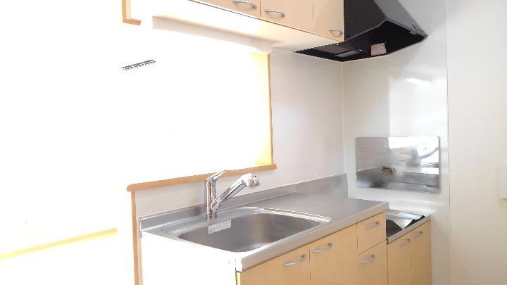 エトワール 02040号室のキッチン