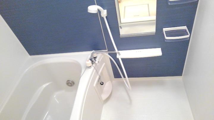 エトワール 02040号室の風呂
