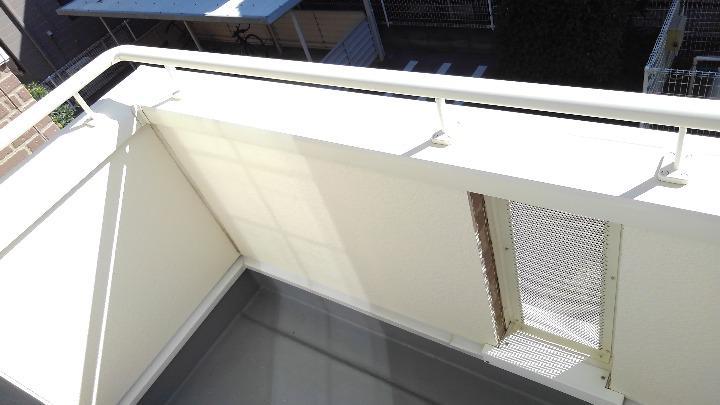 エトワール 02040号室の洗面所