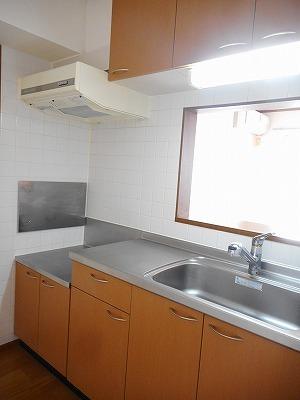 コンフォ-ル 02010号室のキッチン