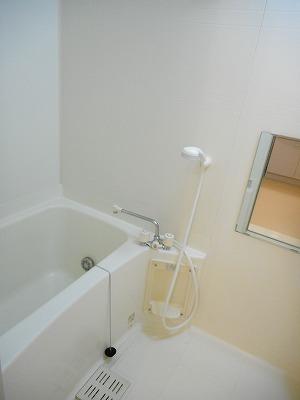 コンフォ-ル 02010号室の風呂