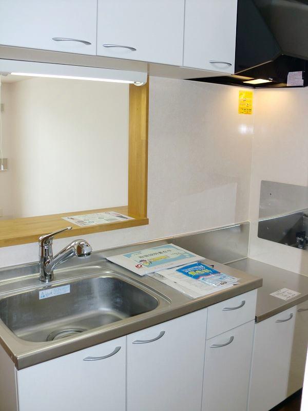 メゾン・アローン 01030号室のキッチン