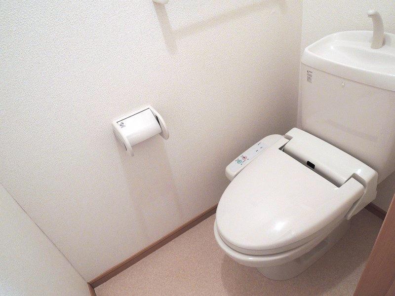 プロムナ-ド ロ-ズ 02030号室のトイレ