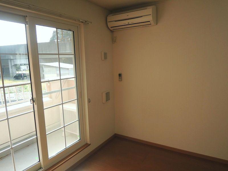 プロムナ-ド ロ-ズ 02030号室のバルコニー