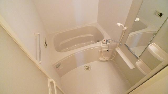アフェットA 02010号室の風呂