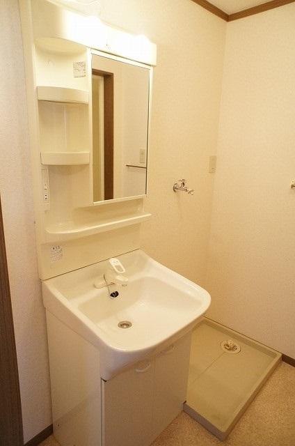 コート・プラザB 01030号室の洗面所