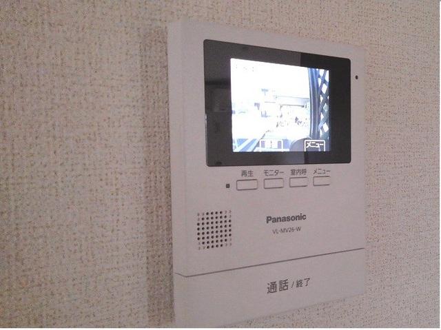 コート・プラザB 01030号室のセキュリティ