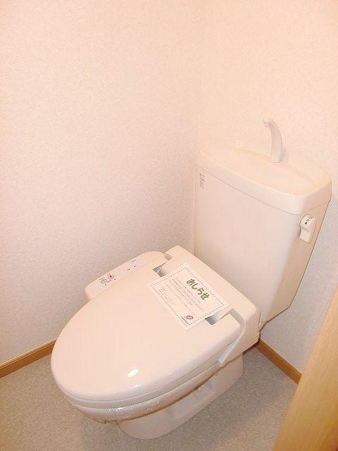 プロムナード 02010号室のトイレ