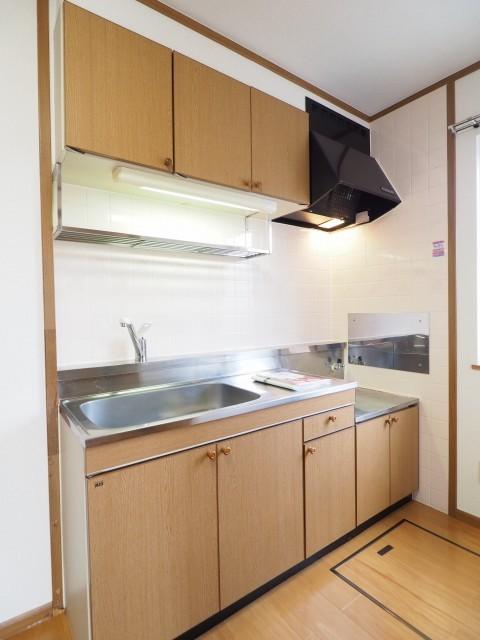 キャラバンサライ弐番館 01020号室のキッチン