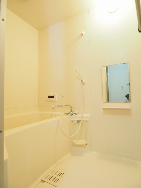 キャラバンサライ弐番館 01020号室の風呂