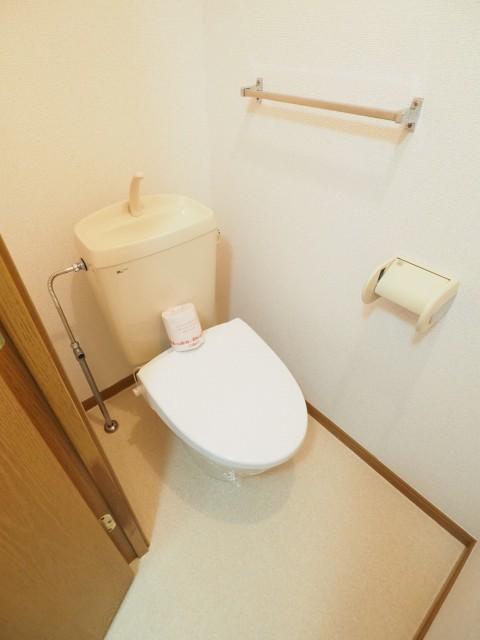 キャラバンサライ弐番館 01020号室のトイレ