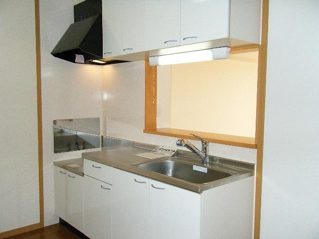 プラティ-クⅡ 01020号室の設備